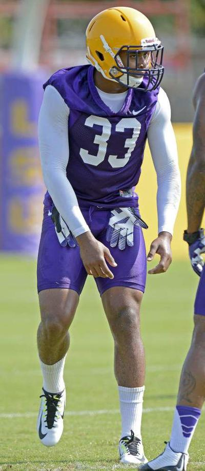 LSU camp: Profile of Jamal Adams, quotes, injuries _lowres