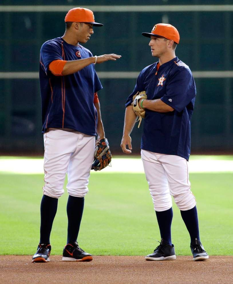 Break ends for Alex Bregman after signing with Astros _lowres