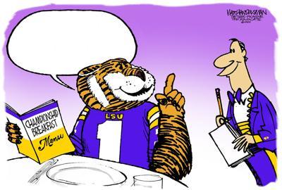 Walt Handelsman: New Cartoon Caption Contest!