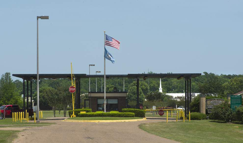 Two state prison officials retire amid ongoing probes at Avoyelles Correctional Center _lowres