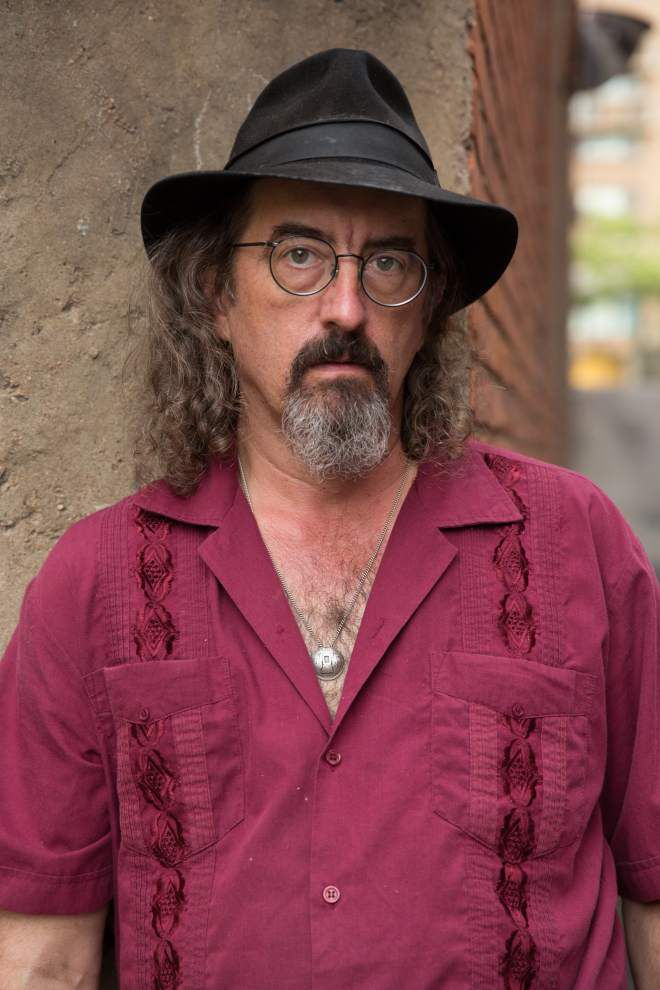 Singer James McMurtry to play in New Orleans Nov. 11 _lowres