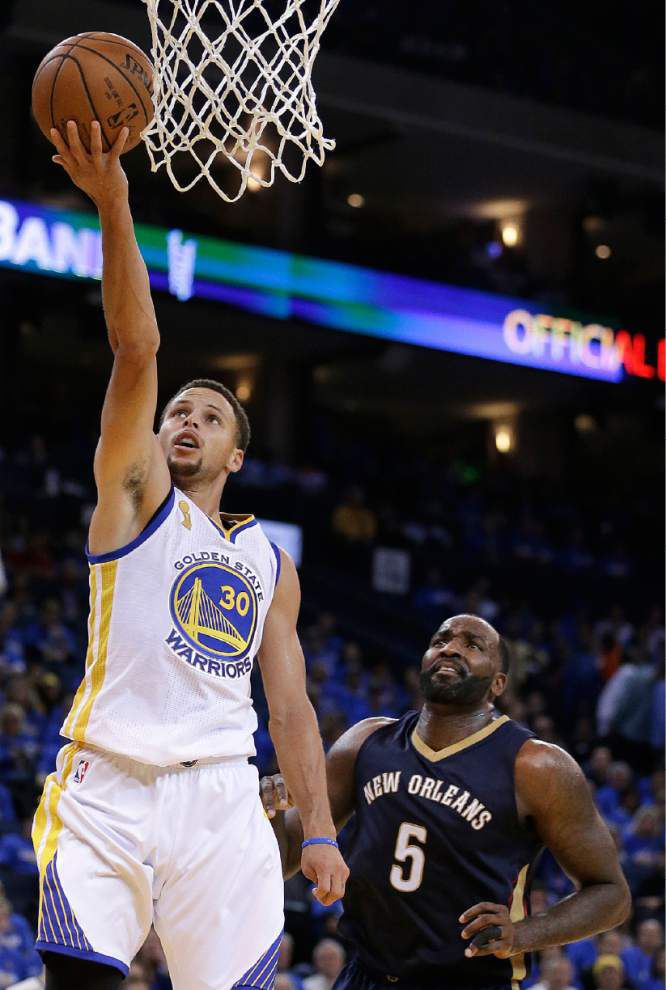 Shorthanded and still learning, Pelicans enter Saturday's home opener against Golden State doing their best 'not to get frustrated' _lowres