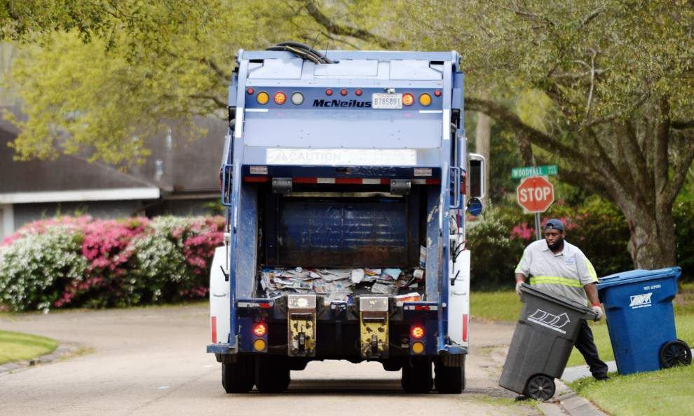 Lafayette council to vote on a recycling contract that excludes glass _lowres