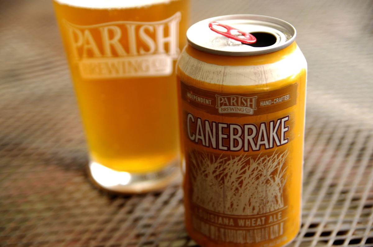Parish Canebrake in cans still for Red