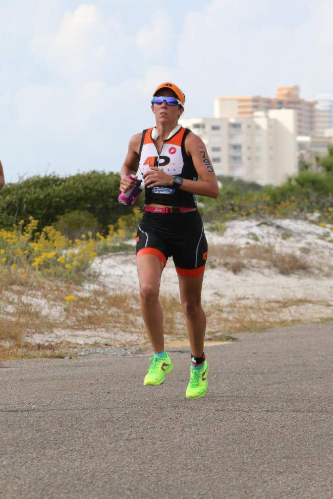 After taking first place in Ironman Florida compeition, Baton Rouge woman sets her sights on Hawaii competition _lowres