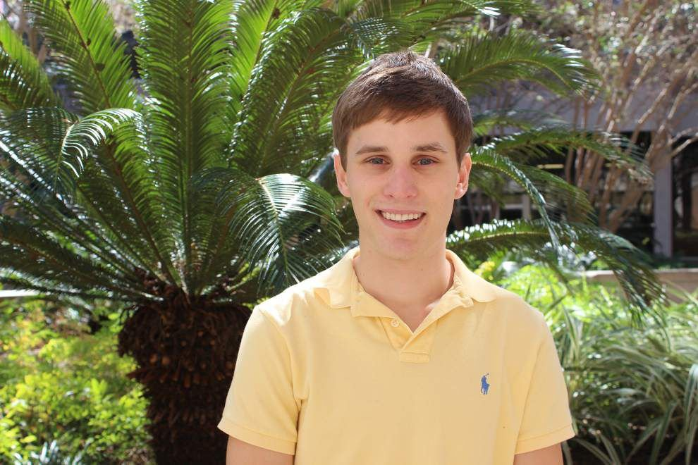 St. Michael grad, 3 others receive BASF scholarships _lowres