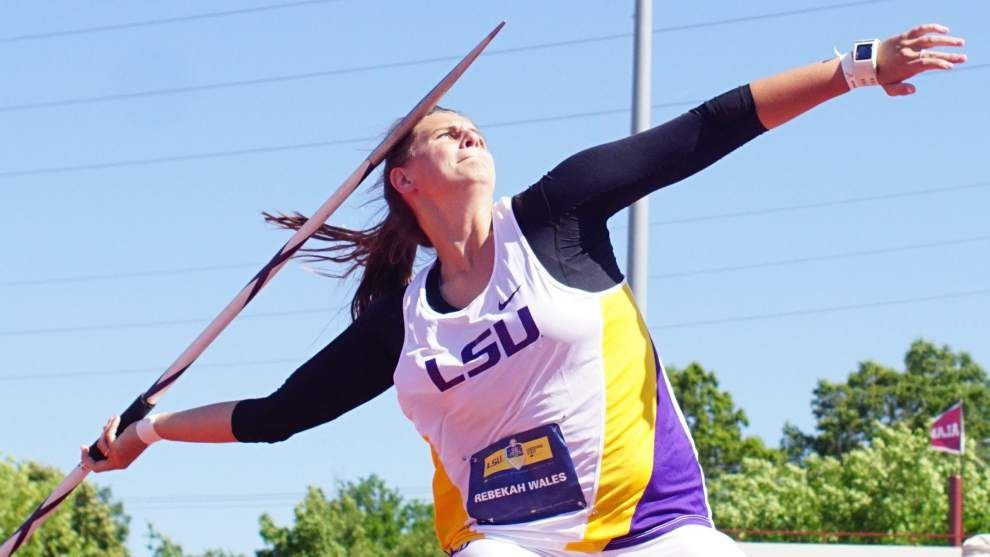 Rebekah Wales leads Tigers in qualifying at NCAA regional _lowres