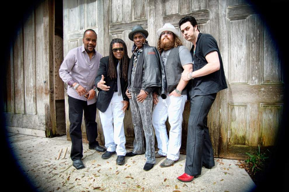 Keith Spera's Sound Check: Shows you need to know about in New Orleans from June 2-8, 2016 _lowres