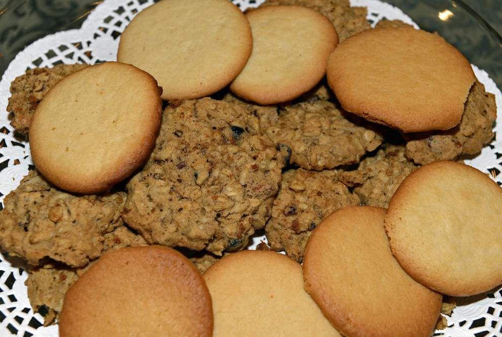 Tea Cakes (Ma Mere's Cookies) _lowres