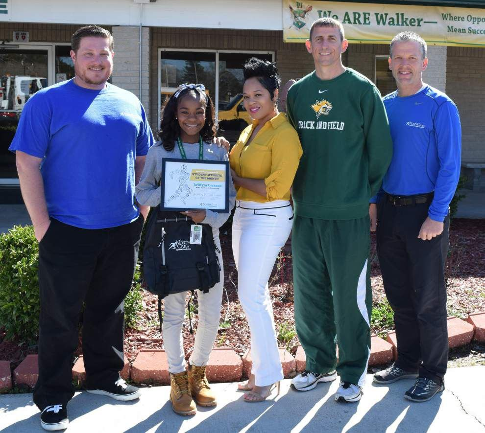 North Oaks selects Athletes of Month _lowres