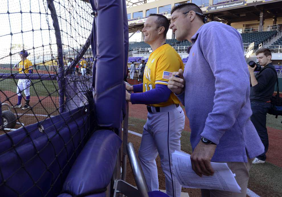 Scott Rabalais: Forget that other 'R' word — Paul Mainieri and his Tigers say this LSU baseball team is reloading _lowres