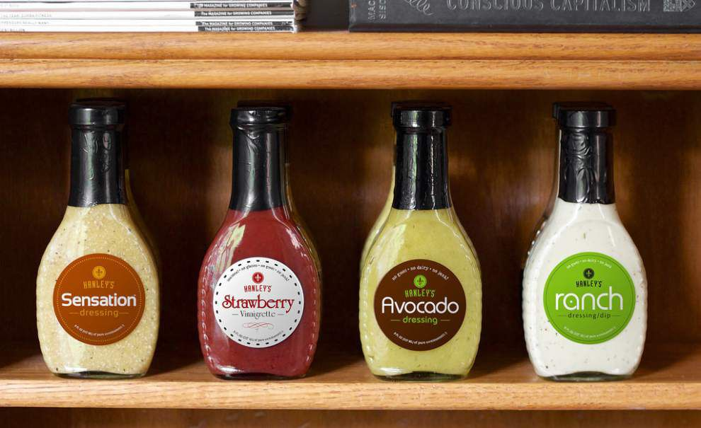 A healthy ranch dressing? Baton Rouge's Hanley's Foods has it _lowres