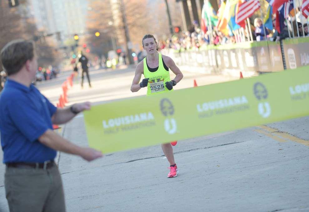 Photos: Runners step into high gear during annual Louisiana Marathon _lowres