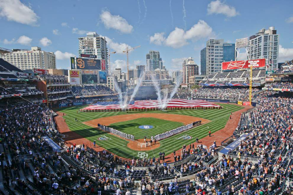 Baseball's Opening Day arrives: 'It's the most important game of the year' _lowres