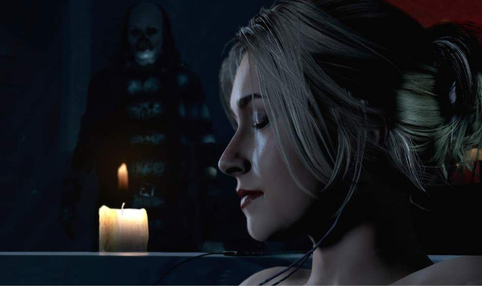 Review: 'Until Dawn' adds clever twists to teen horror genre _lowres