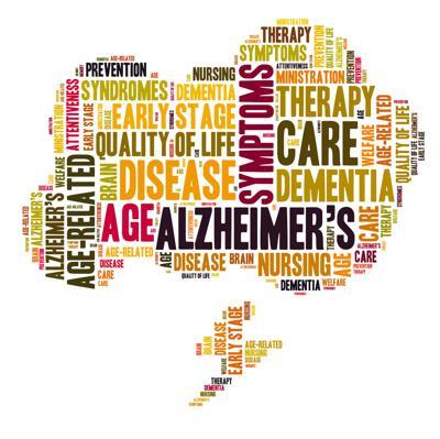 Alzheimer's art