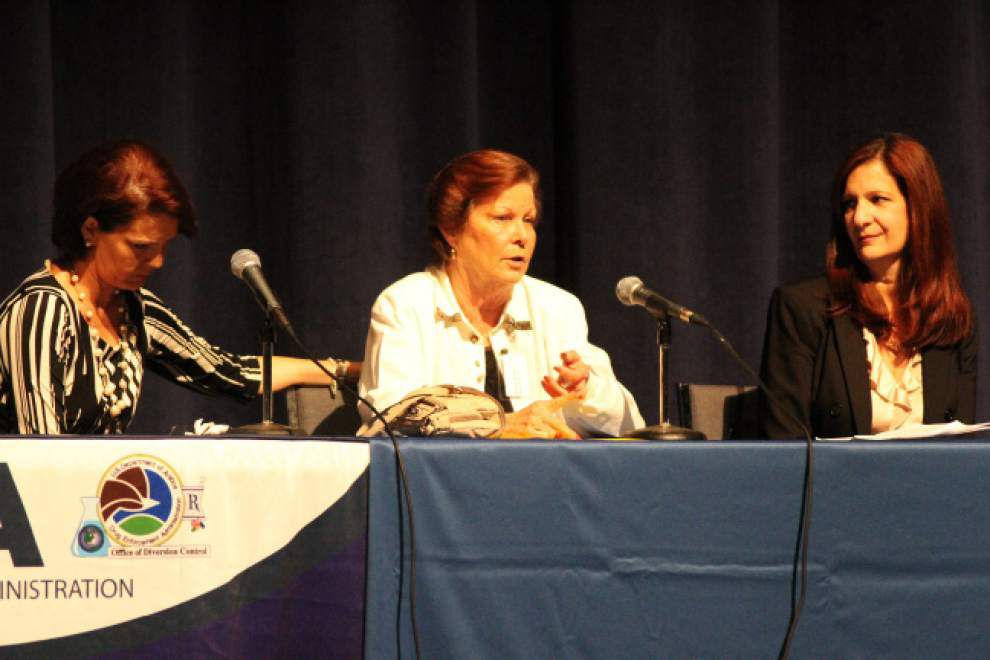 'Heroin Summit' discusses how to combat addiction _lowres