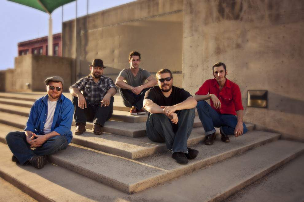 Sure plays a mean banjo: The HillBenders bring 'Tommy' to Manship _lowres