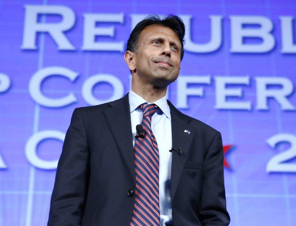 National poll hurts Bobby Jindal's chances for making the cut for the first Republican presidential debate _lowres