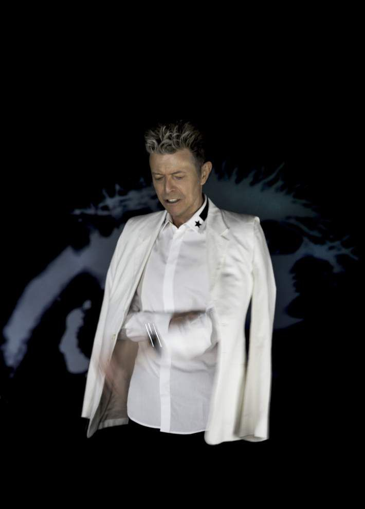 Update: David Bowie, who died of cancer Sunday, showed magical moments in final album 'Blackstar' _lowres