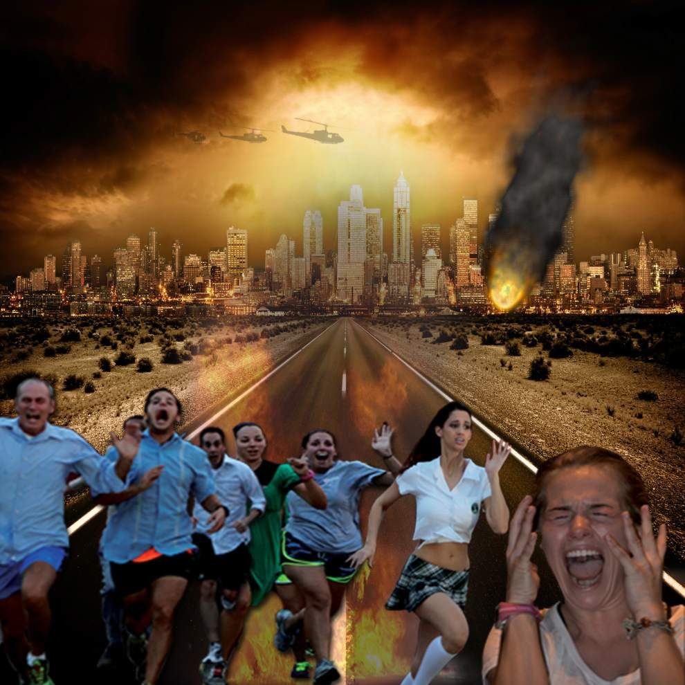 Escape From Run canceled due to lack of participants, was scheduled for Sept. 18 in Baton Rouge _lowres