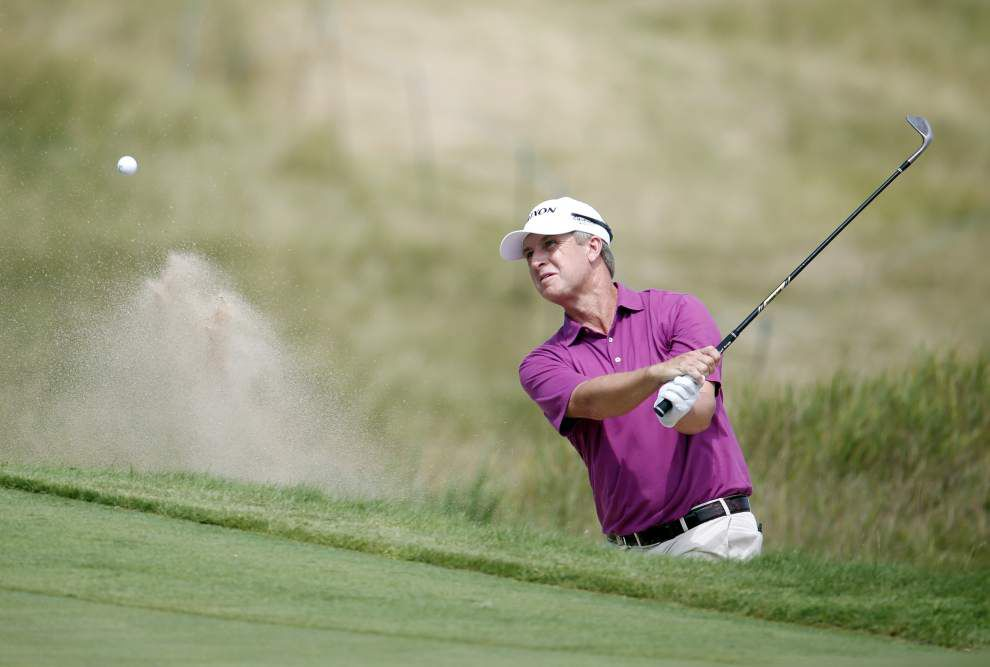 David Toms is ready for what could be his final Zurich Classic, but he's far from ready for the rocking chair _lowres