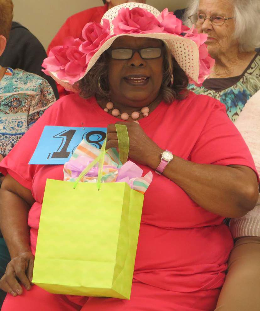 Council on Aging hosts annual Easter Spring Fling _lowres