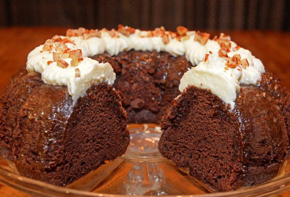 Gourmet Galley: Chocolate lovers, here's your dream cake _lowres