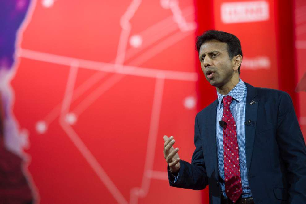 Stephanie Grace: Bobby Jindal losing his touch, has gone 'from rising star to somewhat pathetic figure' _lowres