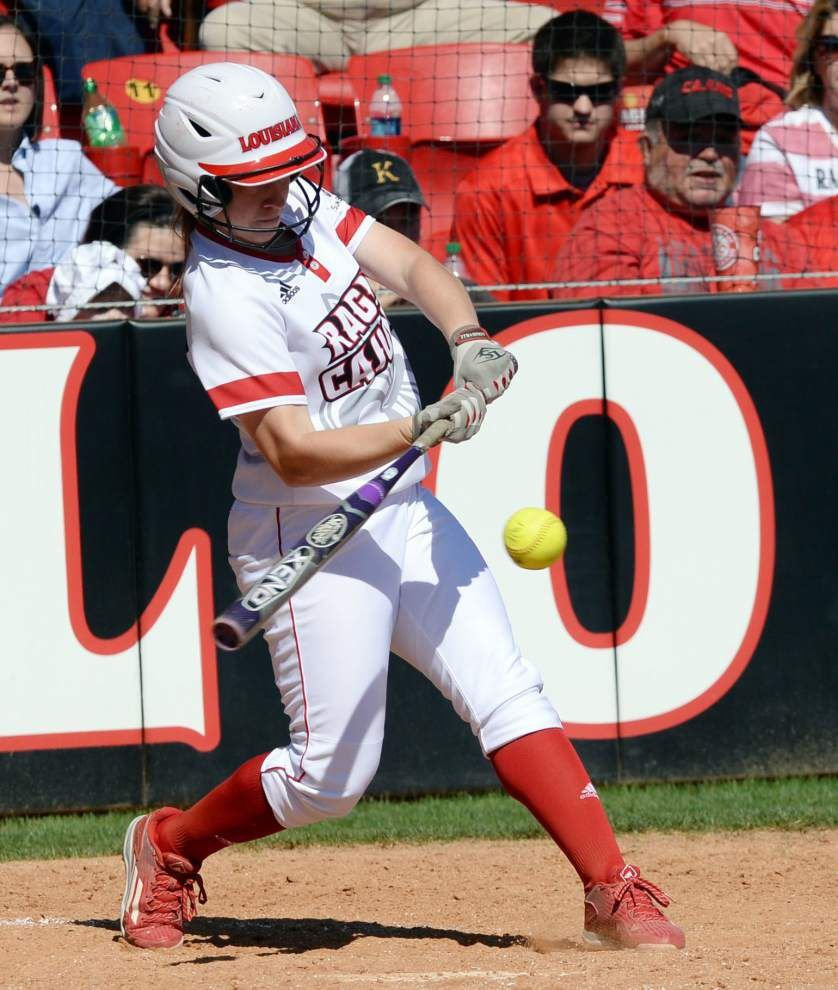 Battler Kara Gremillion makes quick impression as freshman _lowres