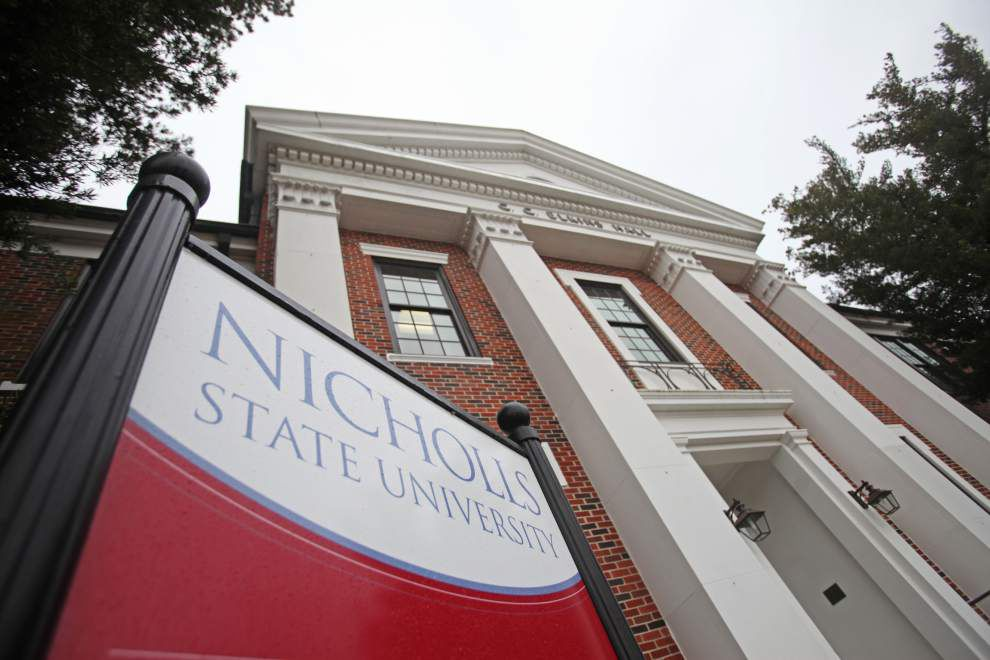 Nicholls State temporary closure just a possibility, not a sure thing, president says _lowres