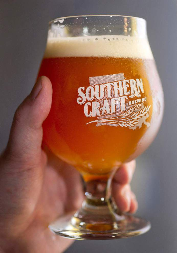 Louisiana lags in microbreweries; Southern Craft bucks trend, debuts Red Stick Rye, Pompous Pelican _lowres