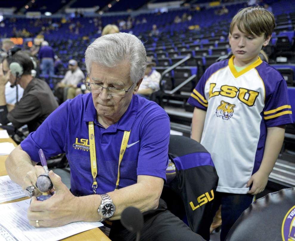 Jim Hawthorne comes full circle with Louisiana Sports Hall induction _lowres