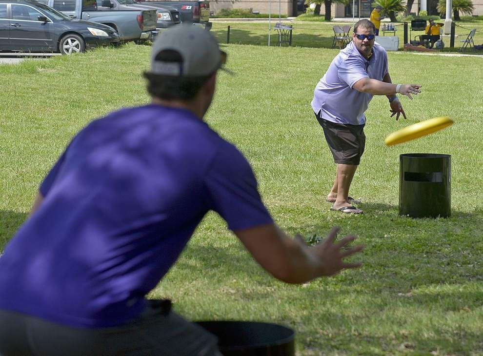 Photos: NCAA super regional tailgating before the LSU vs. UL-Lafayette baseball game _lowres