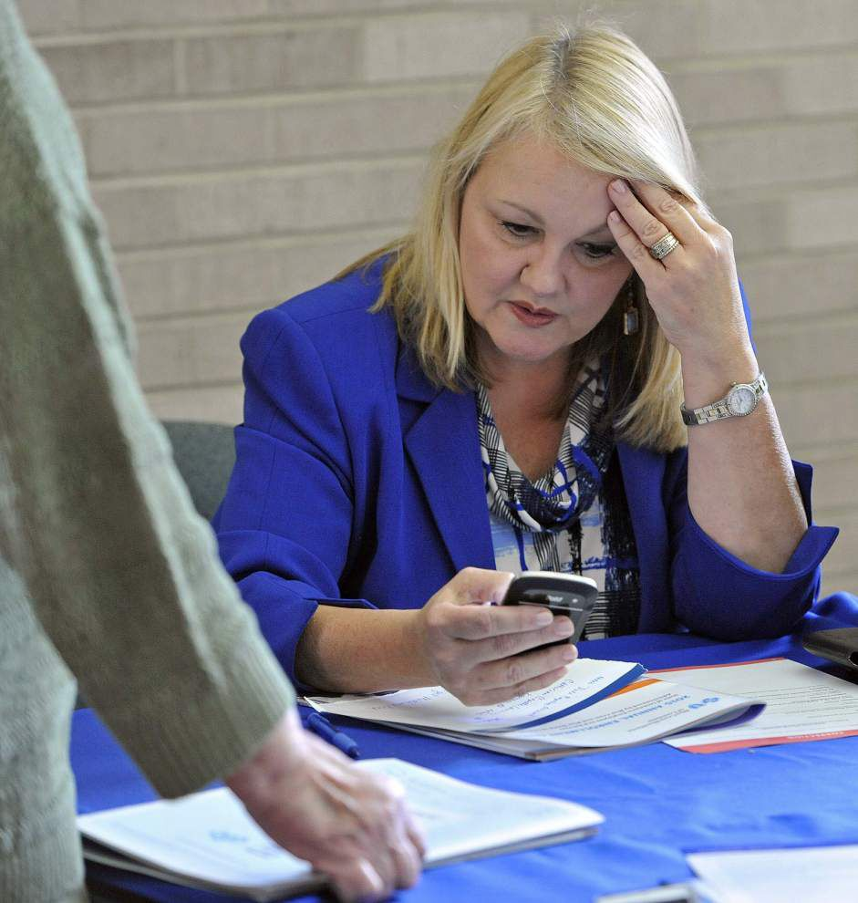 Meetings to explain benefits changes to state employees overwhelmed _lowres