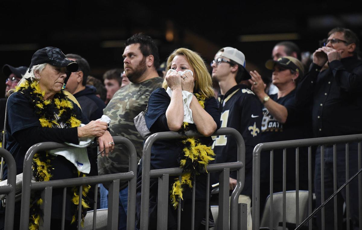 Second Saints Fan Lawsuit Names Nfl Individual Refs Over Pivotal