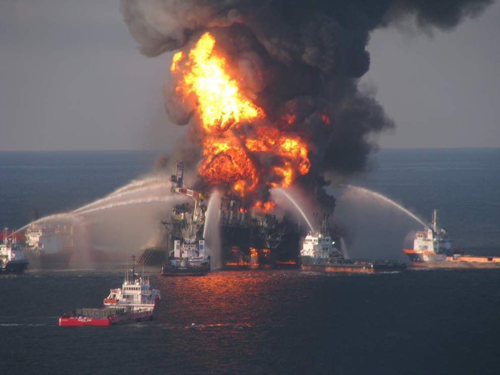 Billions at stake as latest phase of BP civil trial opens _lowres