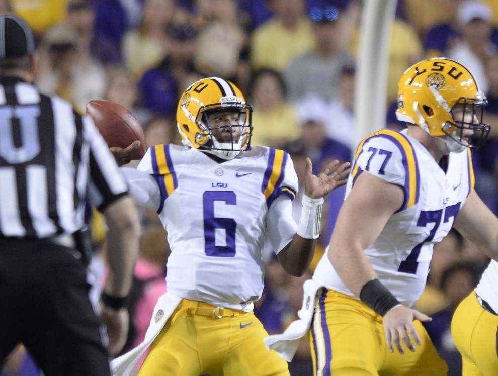 Photos: Trick play, powerful Leonard Fournette runs, wild crowd all part of LSU's big win vs. Florida _lowres