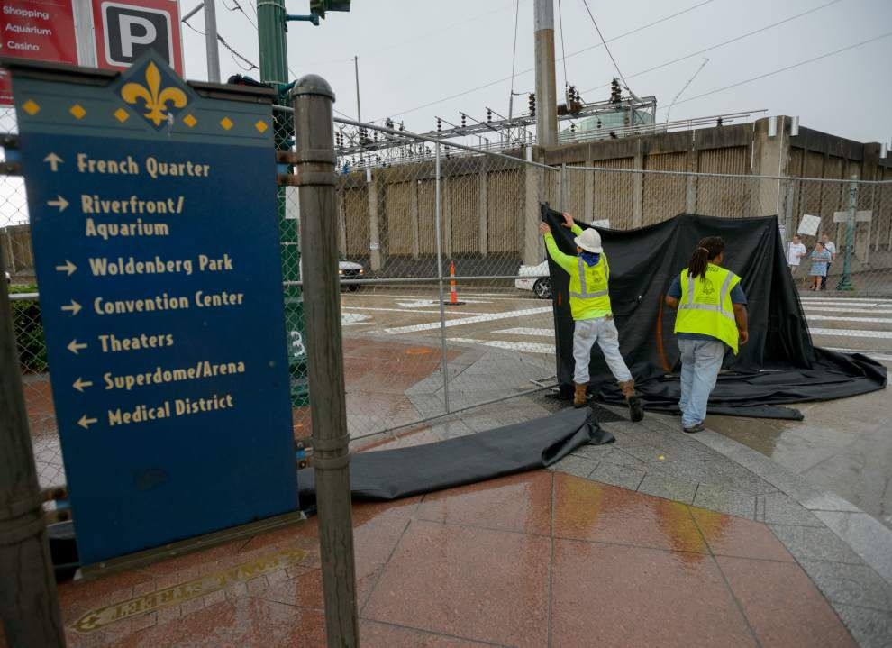Interactive: Canal Street back in business after sinkhole repairs completed ahead of schedule _lowres