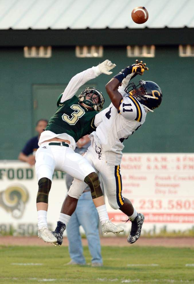 Rout of Opelousas, good remedy for Carencro; Bears take on St. Thomas More next _lowres