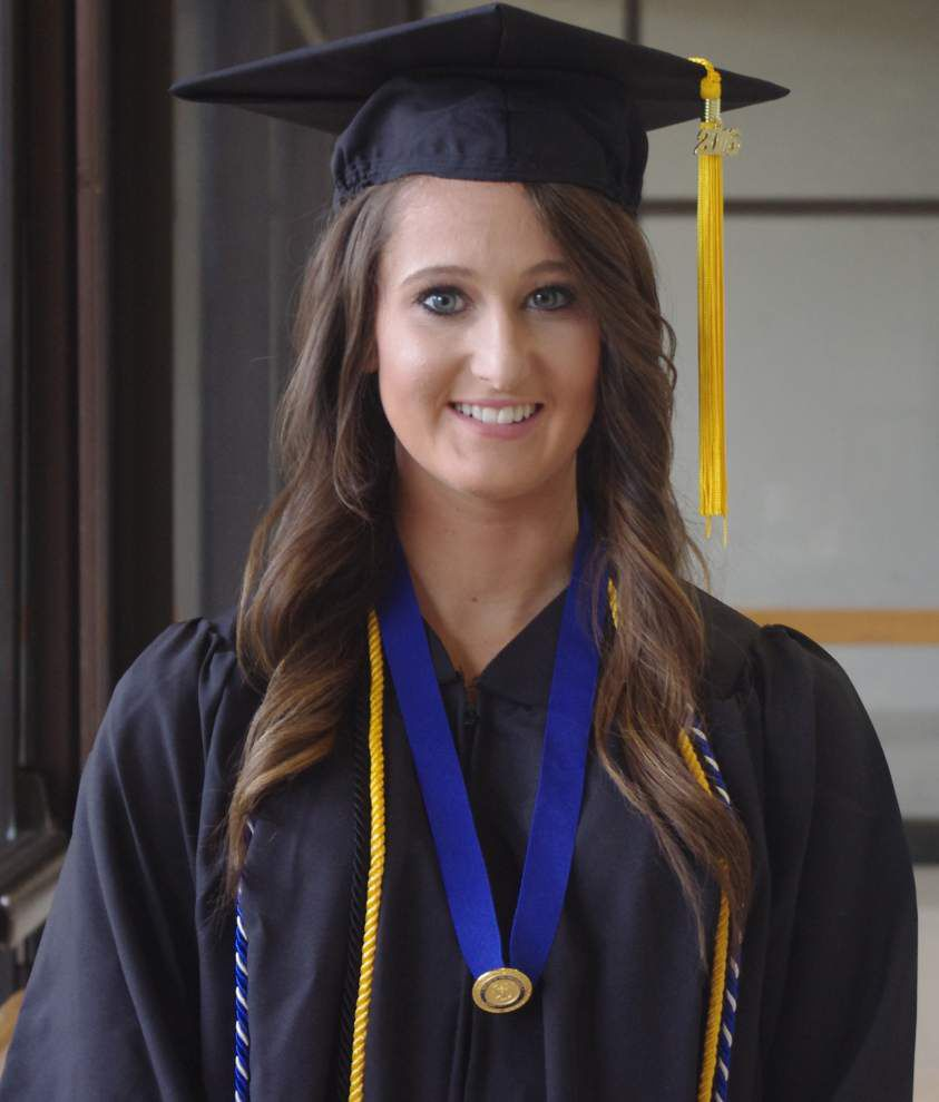 Livingston Parish students honored at graduation _lowres