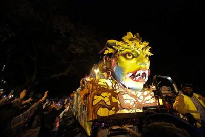 Live Updates See Photos More From New Orleans Biggest Parades This Weekend _lowres