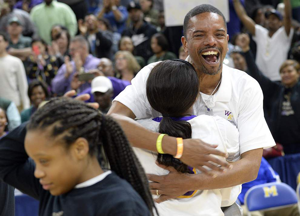The New Orleans Advocate Final Super 10 girls basketball rankings _lowres