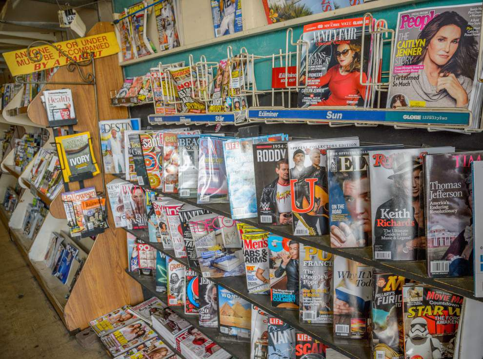 Owner of Lakeside News, closing after Aug. 31, says keeping newsstand open was 'a fight I couldn't win' _lowres