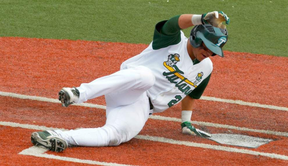 Stephen Alemais, Tulane close out season full of growing pains _lowres