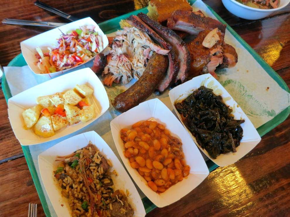 Ian McNulty's What's Cooking: Barbecue and block parties greet Alabama, Ohio State fans in New Orleans _lowres