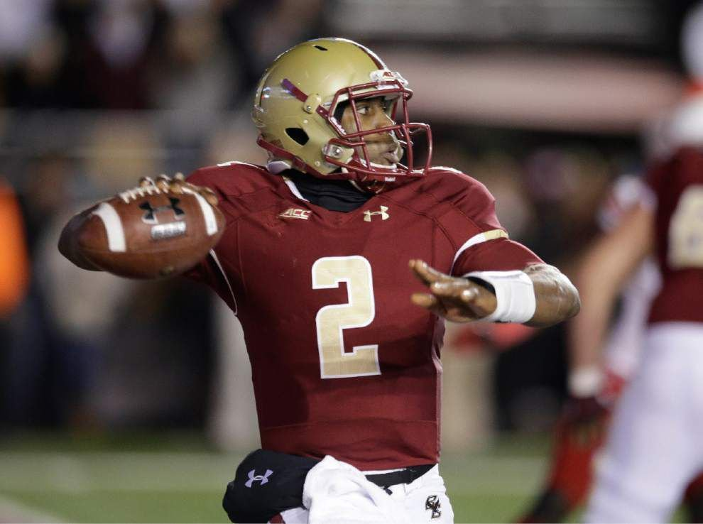 AP college picks: Boston College can pull a major surprise with a win over Florida State _lowres