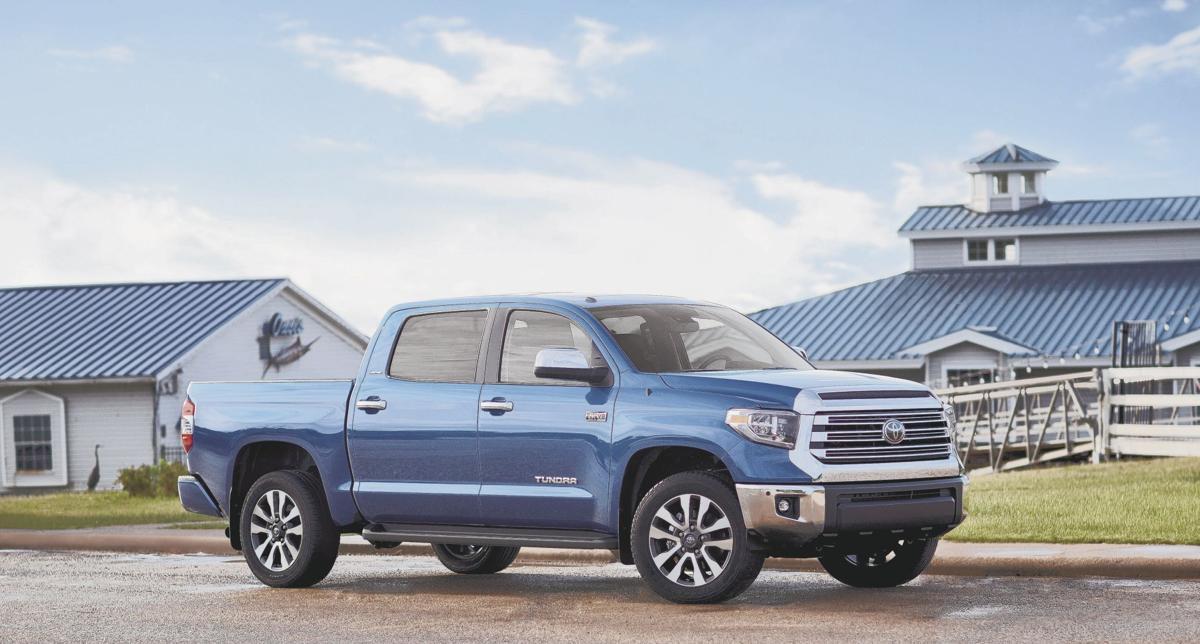 2018 Toyota Tundra Limited Crewmax 4X4