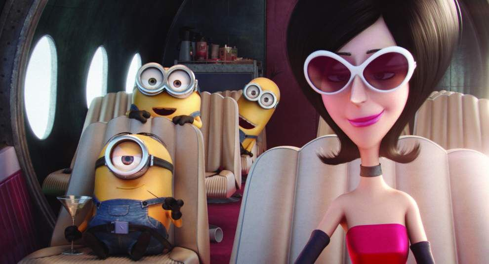 Review: While 'Minions' falls into usual trappings, prequel still delights _lowres