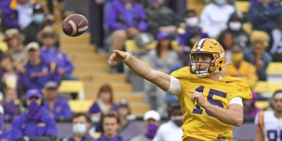 What will LSU's offense look like? We analyzed all 957 plays Jake Peetz and the Panthers ran to find out